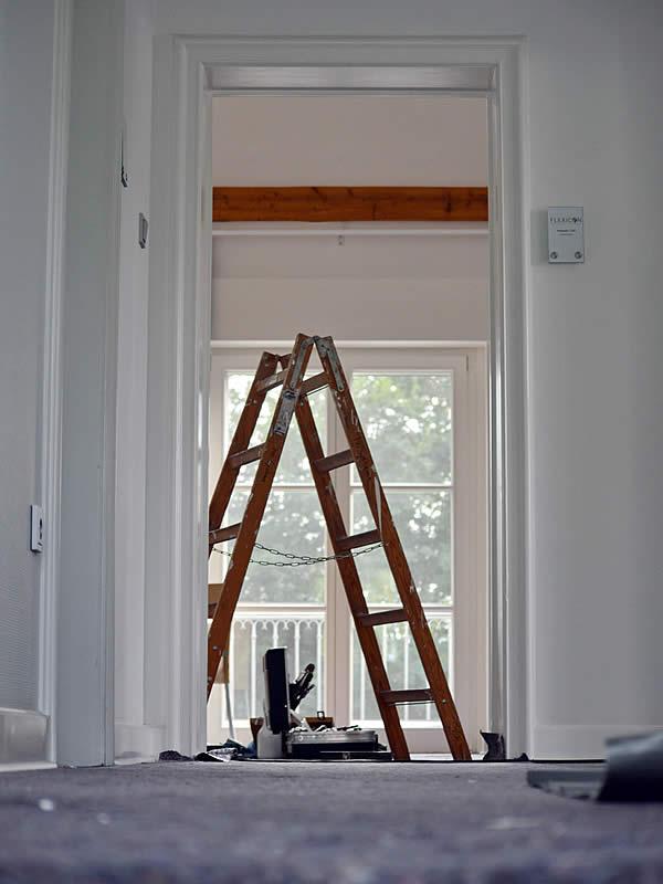 Sanierung, Modernisierung Und Renovierung Aus Einer Hand